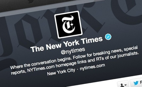 If a tweet worked once, send it again — and other lessons from The New York Times' social media desk | Brand & Content Curation | Scoop.it