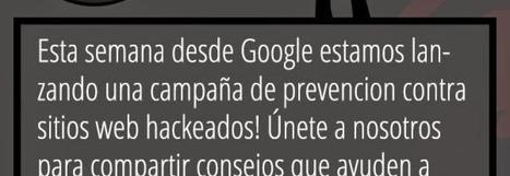 Campaña #NoHacked de Google Plus contra el Hackeo de webs   Formación Libre   Elearning Free   Scoop.it
