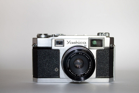 Yashica #12 | About myself | Scoop.it