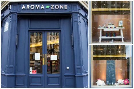 Un nouveau concept Aroma-Zone oouvre ses portes à Paris 6b344fa4e169