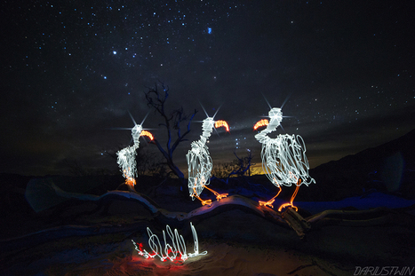 Les incroyables photos de lightpainting de Darius Twin | Graine de Photographe The Blog | Photo 2.0 | Scoop.it