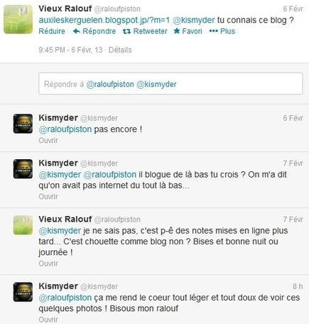 """Oeuvres ouvertes : """"Il blogue de là-bas tu crois ?""""   Oeuvres ouvertes   Scoop.it"""