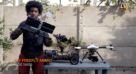 Short Test of a DIY Freefly Mimic on Alexmos from Lycks Vision - Cinescopophilia | Cinescopophilia | Scoop.it