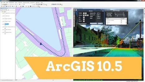 Download ArcGIS 10 5 recently released !! | Geo