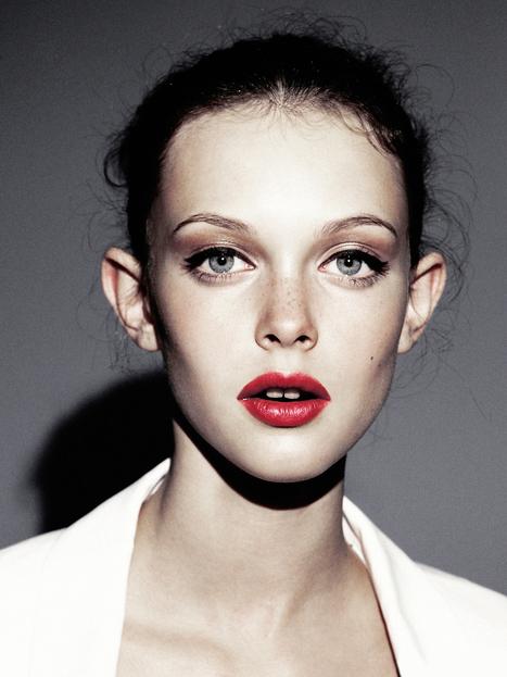 Liza Adamenko   Fashion Models Fetish   Scoop.it