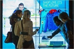 Neo Adidas lance sa vitrine interactive : Marketing, Communication | Textile Funny Innovation | Scoop.it