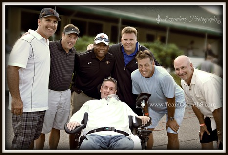 TEAM Cure ALS Foundation 6th Annual Golf Tournament   Oregon Thank You!   #ALS AWARENESS #LouGehrigsDisease #PARKINSONS   Scoop.it