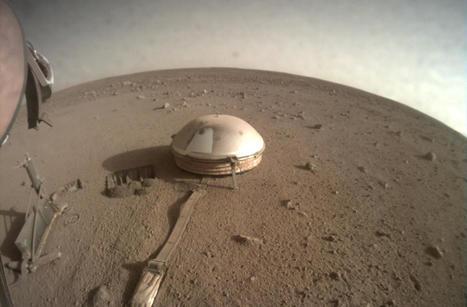 Mission Insight : deux nouveaux séismes importants détectés sur Mars | Histoires Naturelles | Scoop.it