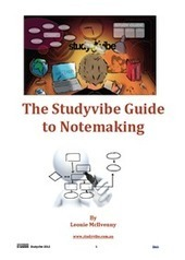 Study Vibe - How to study - study skills for primary and high school students | school library issues | Scoop.it