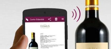 WID lutte contre la contrefaçon des bouteilles de vins | Tag 2D & Vins | Scoop.it