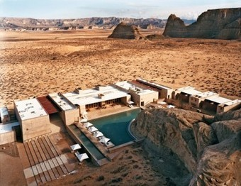 Amangiri resort in the middle of desert | Planet Earth | Scoop.it