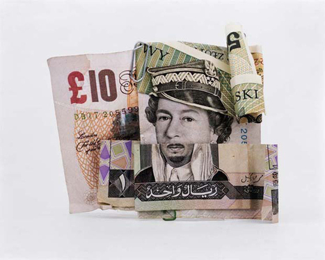 Artist folds banknotes into irreverent portraits | Made with (and of) Paper | Scoop.it
