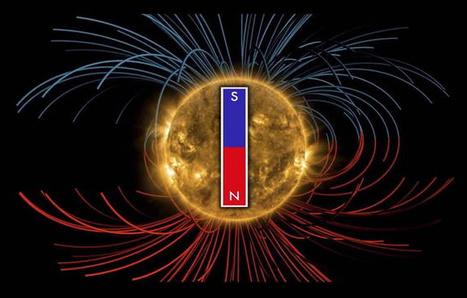 Sun Will Flip Its Magnetic Field Soon [VIDEO] | EduTech Chat | Scoop.it