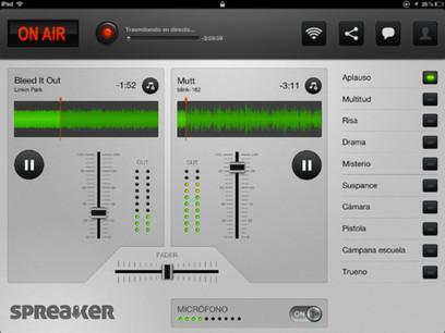 Crea tus podcast con la nueva versión de Spreaker para iPad | iPad classroom | Scoop.it