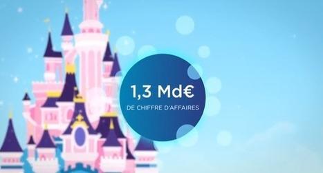 Lumière sur la première destination touristique en Europe : Disneyland Paris en chiffres - Yes I Will | News from net | Scoop.it