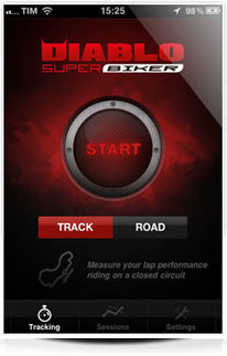 "Diablo Super Biker Iphone Application receives technology Summit Award for ""Utility, Tools and Productivity"" category 