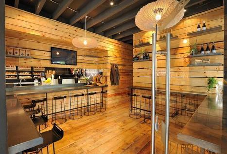 coffee shop interior design\' in Interior Design Ideas | Scoop.it