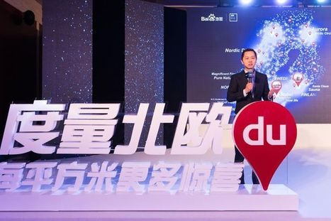 Baidu doubles the reach of its maps service to tap into China's global travel boom | Médias sociaux et tourisme | Scoop.it