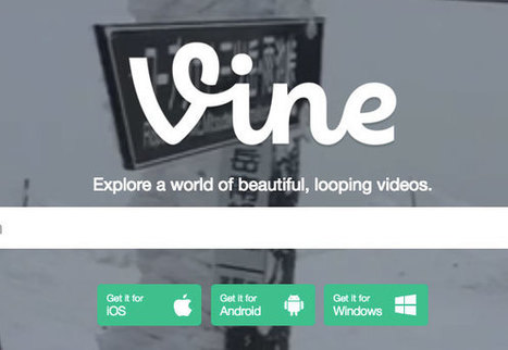 Twitter to Shut Down Vine Mobile App | iNNOV8 | Scoop.it