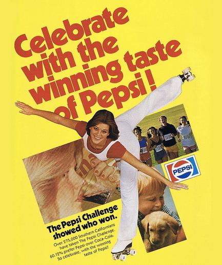Pepsi vs Coke: The Power of a Brand | Design Shack | Psychology of Consumer Behaviour | Scoop.it