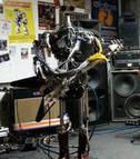 Vidéo : trois robots reprennent le groupe de hard rock Motörhead | arts, cultures et créations numériques | Scoop.it