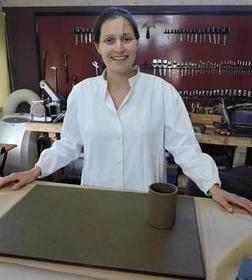 La sellière a plus d'un tour dans son sac | Métiers, emplois et formations dans la filière cuir | Scoop.it