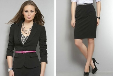 Wear What Works: Office Wardrobe Must-Haves | Fashion Of Indian | Fashion Of Indian | Scoop.it