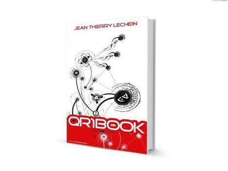 QRBOOK / Le premier livre qui ne se lit pas avec les yeux ! | QRiousCODE | Scoop.it