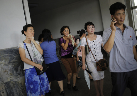 Fashion Inches Forward in North Korea - NBCNews.com | CLOVER ENTERPRISES ''THE ENTERTAINMENT OF CHOICE'' | Scoop.it