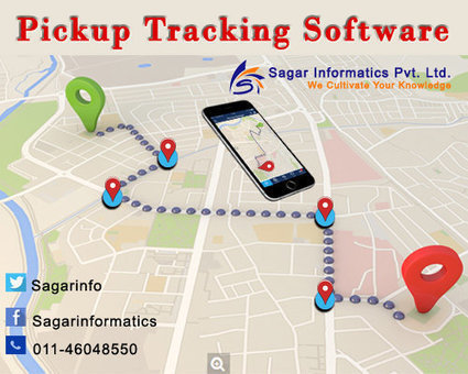 Choose Pickup-Delivery Tracking Software System