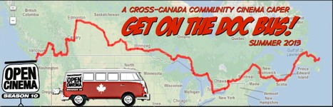 Get on the Doc Bus - A Canadian Exploration of Documentary and Community | Documentary Landscapes | Scoop.it