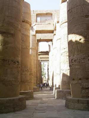 Temple of Karnak in Egypt | Egypt Tour Package That Fits All Budgets | Scoop.it