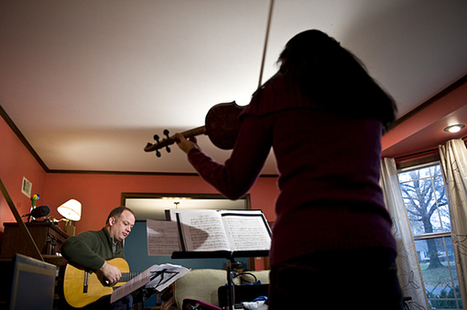Behind The Scenes: Bach Aria Soloists In Rehearsal - KCUR | OffStage | Scoop.it