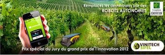 Un robot pour désherber écolo | Robolution Capital | Scoop.it