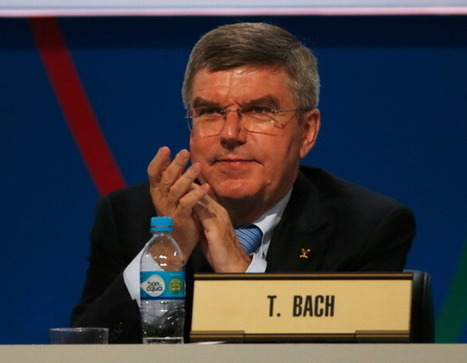 Bach named new President of International Olympic Committee | OlympicGames2020 | Scoop.it