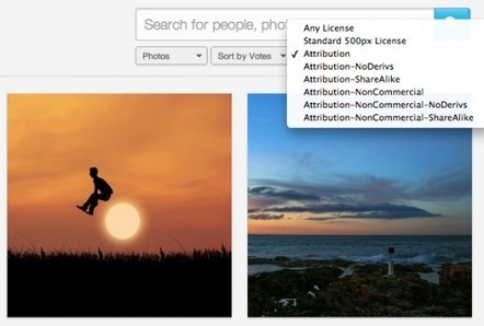 More reasons not to use Flickr anymore: 500px adds Creative Commons licensing | SEO, SMM | Scoop.it