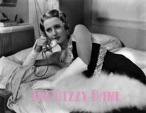 The Dizzy Dame: Max Factor | Vintage Fashionista | Scoop.it