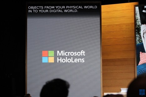 Microsoft's HoloJS will allow developers build holographic experiences for the HoloLens with JavaScript - MSPoweruser | opencl, opengl, webcl, webgl | Scoop.it