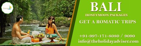 Bali Honeymoon Packages From Chennai For Romant