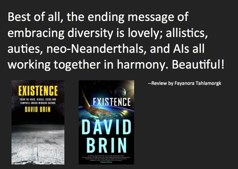 """Existence"" by David Brin 