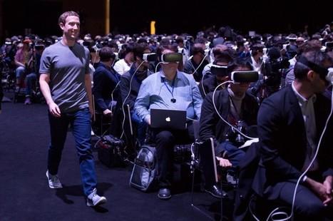 Réalité Augmentée, la marche manquante vers la Réalité Virtuelle – Medium France – Medium | Presse en vrac | Scoop.it