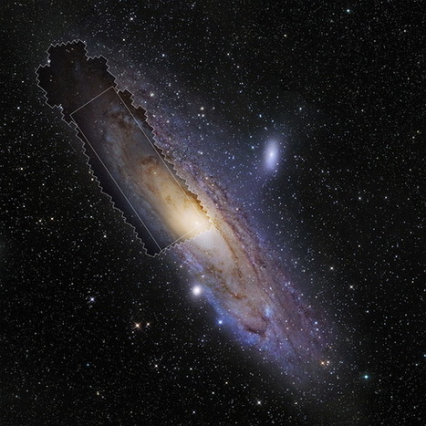 Hubble Telescope Captures Best View Ever of the Andromeda Galaxy | Astronomy Domain | Scoop.it