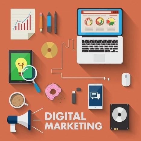Top 4 Digital Marketing Tools for Web Design | Web Design Company in Mumbai | cyberrafting | Scoop.it
