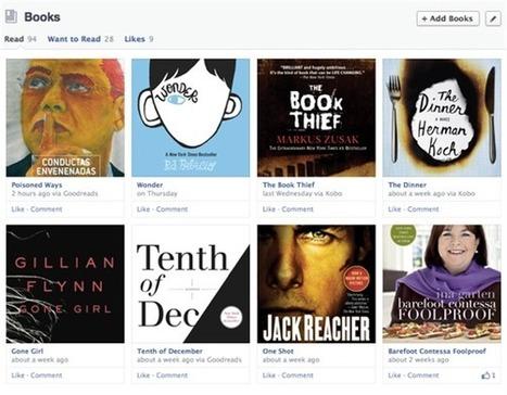 Facebook annonce la nouvelle Timeline avec vos collections de ... - Presse-citron (Blog) | Digital Marketing Cyril Bladier | Scoop.it