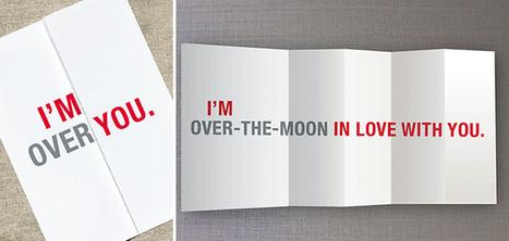 10 cartes de voeux créatives qui cachent un message surprenant à l'intérieur | Créativité, Innovation et Prospective | Scoop.it