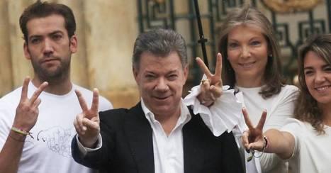 El presidente de Colombia Juan Manuel Santos gana el premio Nobel de la Paz 2016 | Memorias de Orfeo | Scoop.it