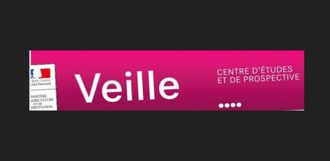 Le bulletin du Centre d'études et de prospective du ministère de l'Agriculture et de l'Alimentation, de juin 2018, est paru | Académie d'Agriculture de France