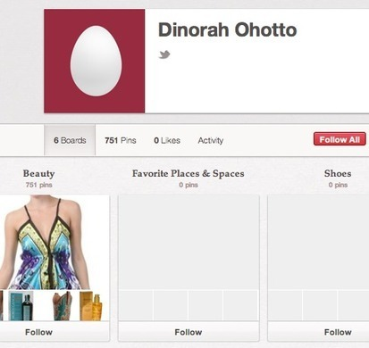 How to spot a spammer on Pinterest | Everything Pinterest | Scoop.it