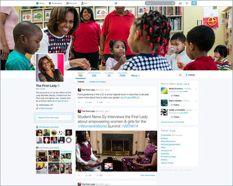 Twitter's Redesign: What Brands Need To Know | Twitter Stats, Strategies + Tips | Scoop.it
