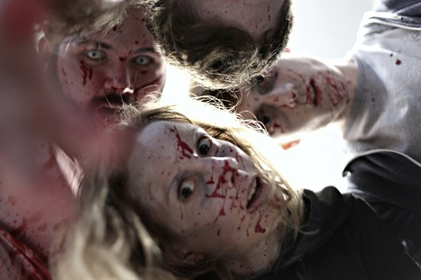 Zombies to invade streets of Glasgow as undead chase game 2.8 Hours Later comes to city | Post Apocalypse | Scoop.it